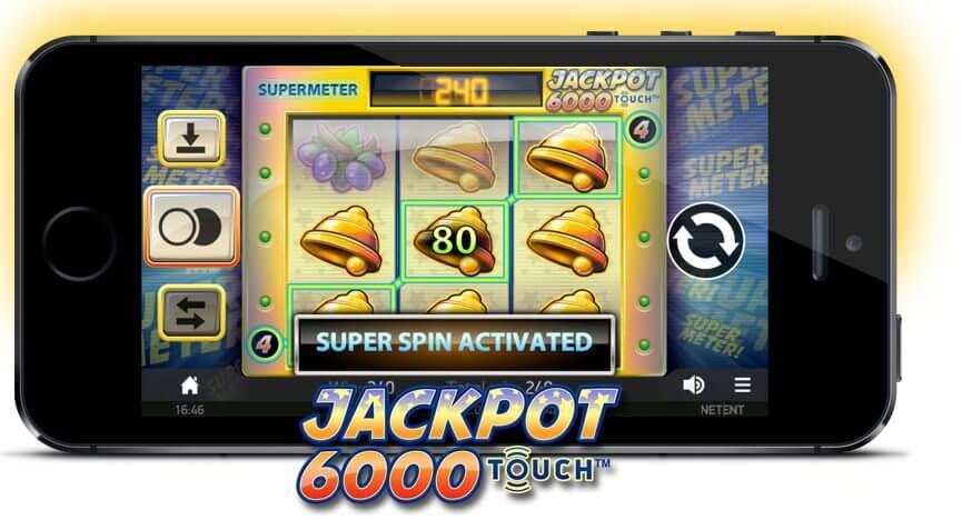 Mobil6000 kasinopelit