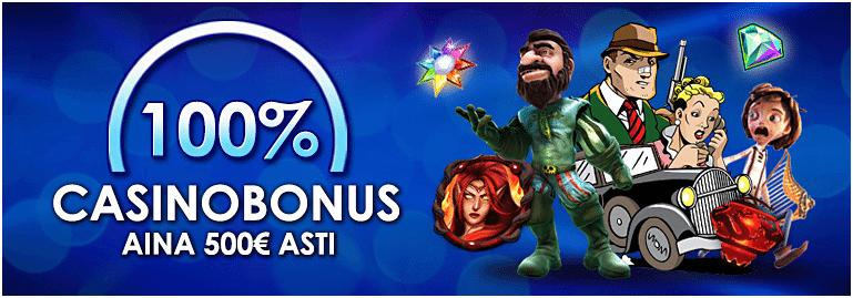 Suomivegas bonus
