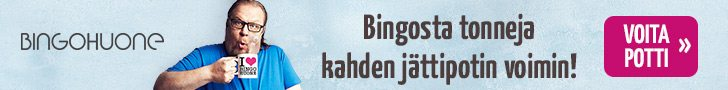 bingohuone banneri