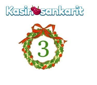 Joulukalenteri luukku #3
