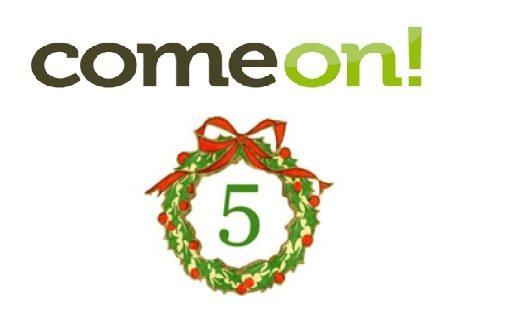 Joulukalenteri luukku #5