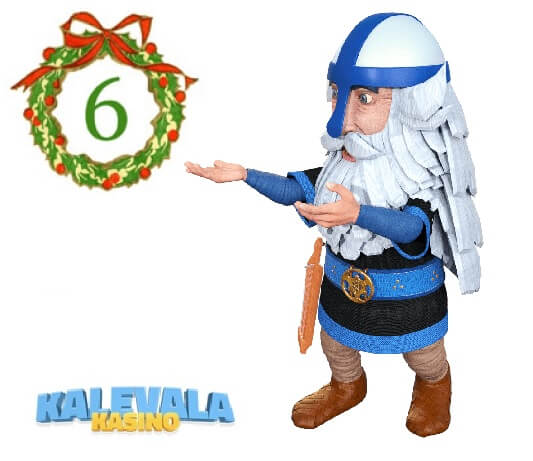 Joulukalenteri luukku #6