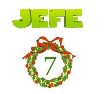 Joulukalenteri luukku #7