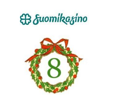 Joulukalenteri luukku #8