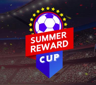 WestCasino ja Summer Reward Cup