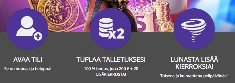 Totally bonus