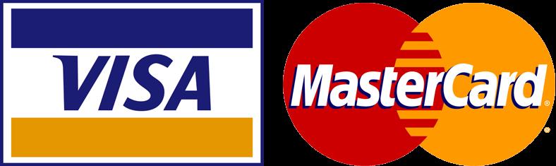 VISA ja Mastercard