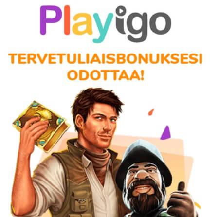 Playigo Bonus