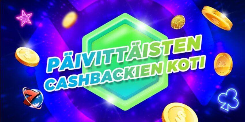 Megarush, kasinot ilman rekisteröintiä
